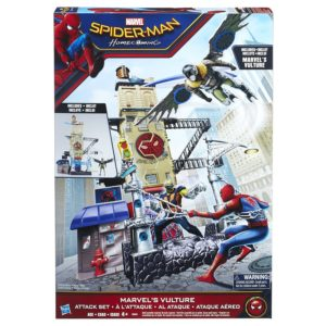 Spider-Man Homecoming Vulture Attack Set